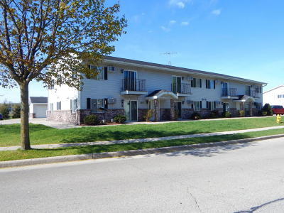 Slinger Multi Family Home Active Contingent With Offer: 181 James St #-191