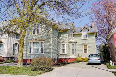 Racine Single Family Home For Sale: 1307 Main St