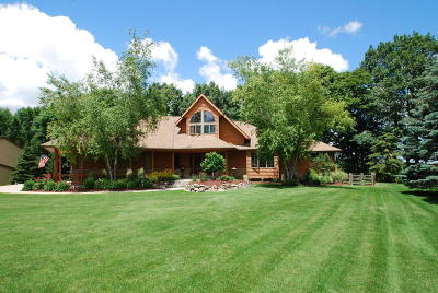 Watertown Single Family Home For Sale: 1614 Country Club Ln
