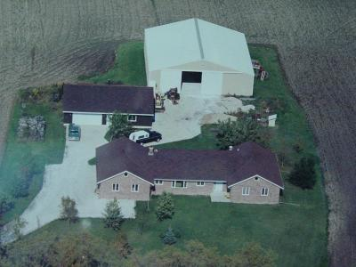 Racine County Single Family Home For Sale: 23148 7 Mile Rd