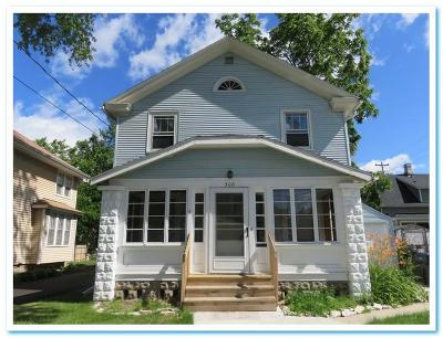 Waukesha Single Family Home For Sale: 506 W College Ave