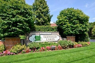 Glendale Condo/Townhouse Active Contingent With Offer: 1600 W Green Tree Rd #212