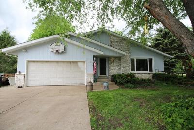 Racine County Single Family Home Active Contingent With Offer: 31504 Hickory Hollow Rd