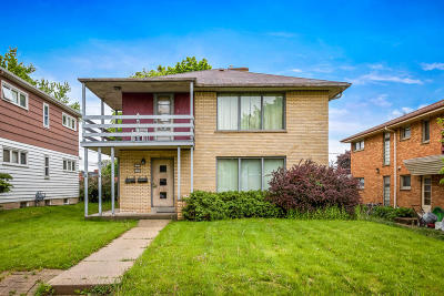Two Family Home For Sale: 8423 W Keefe Ave #8425