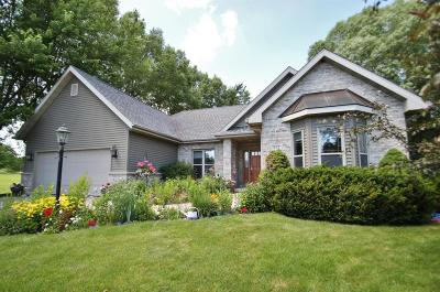 Watertown Single Family Home Active Contingent With Offer: 813 Jamesway Dr