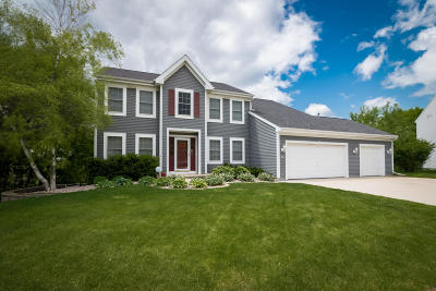 Hartford Single Family Home Active Contingent With Offer: 941 Garfield Ct