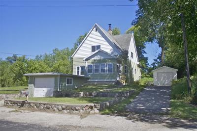 Campbellsport Single Family Home For Sale: N749 Lake Bernice Dr