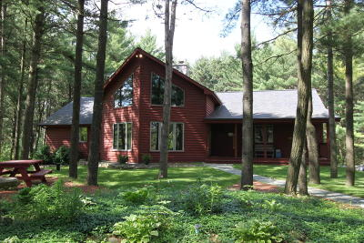 Whitewater Single Family Home For Sale: W5520 Whitetail Trl
