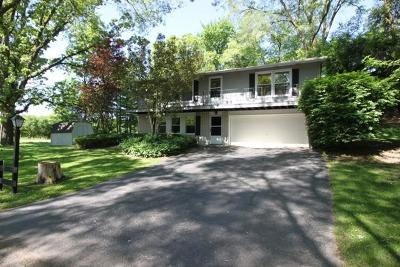 Whitewater Single Family Home Active Contingent With Offer: N7371 E Lakeshore Dr
