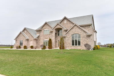 Kenosha County Single Family Home For Sale: 2022 8th Pl