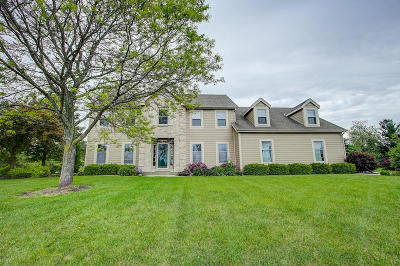 Waukesha Single Family Home Active Contingent With Offer: S46w25734 Shadow Ridge Dr