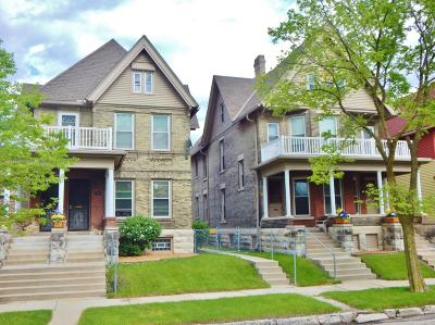 Milwaukee Multi Family Home For Sale: 2138-46 N 2nd St