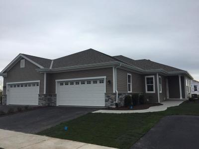 West Bend Condo/Townhouse Active Contingent With Offer: 2634 Moraine Ct
