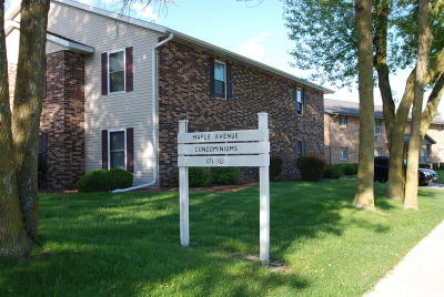 Slinger Condo/Townhouse For Sale: 171 Maple Ave S #6