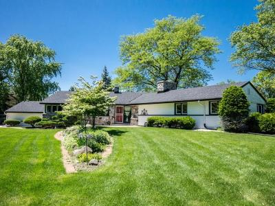 Elm Grove Single Family Home Active Contingent With Offer: 2005 N 124th St