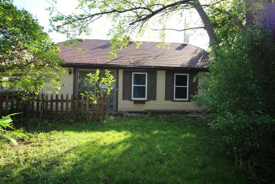 Milwaukee County Single Family Home For Sale: 6051 W Fond Du Lac Ave