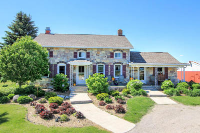 Single Family Home For Sale: W1031 County Road Ccc