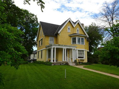 Palmyra Single Family Home For Sale: 103 W Main St