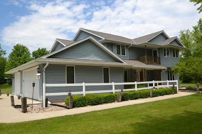West Bend Single Family Home For Sale: 4034 County Road C