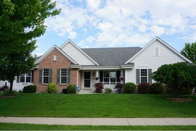 Jackson WI Single Family Home Active Contingent With Offer: $315,900
