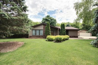 Waukesha Single Family Home Active Contingent With Offer: W291n750 Windrift Ct