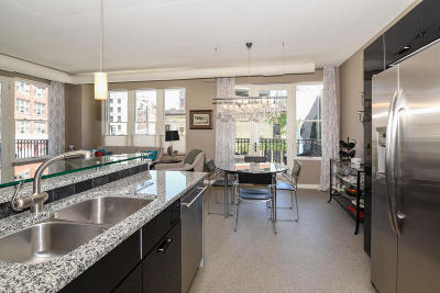 Milwaukee Condo/Townhouse For Sale: 102 N Water St #201