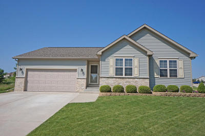 Watertown Single Family Home Active Contingent With Offer: 1408 Schumann Dr
