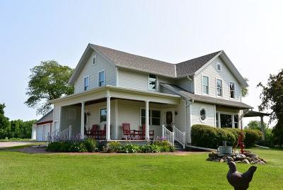 Washington County Single Family Home Active Contingent With Offer: N124w14106 Lovers Ln