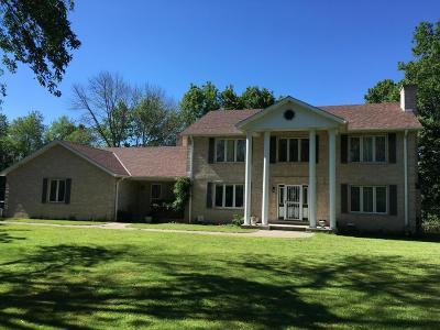 Kenosha Single Family Home For Sale: 1612 12th St