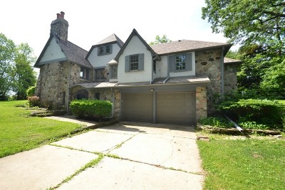 Waukesha Single Family Home For Sale: W223s3993 Guthrie Rd