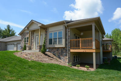 Menomonee Falls Condo/Townhouse Active Contingent With Offer: N57w17889 Tall Pines Cir #17