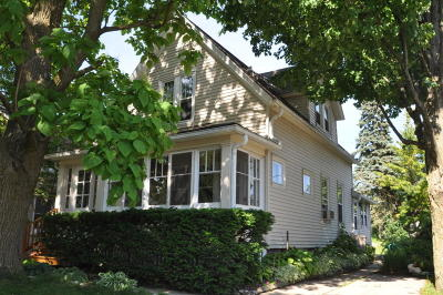 Shorewood Single Family Home Active Contingent With Offer: 4516 N Woodruff Ave