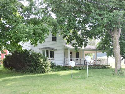 Fort Atkinson Single Family Home For Sale: W8882 Us Hwy 12