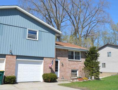 West Bend Condo/Townhouse Active Contingent With Offer: 1222 N 9th Ave