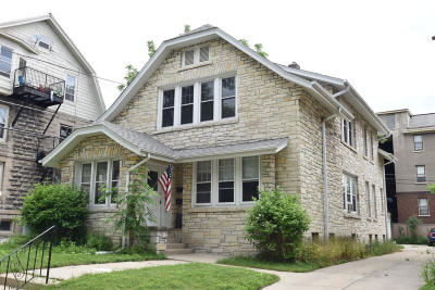 Milwaukee WI Two Family Home For Sale: $279,000