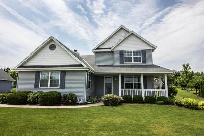 Jackson Single Family Home Active Contingent With Offer: 4133 Hidden Creek Ct