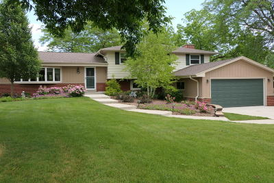 Mequon Single Family Home For Sale: 11666 N Saint James Ln
