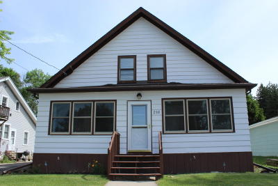 Slinger Single Family Home Active Contingent With Offer: 216 W Washington St