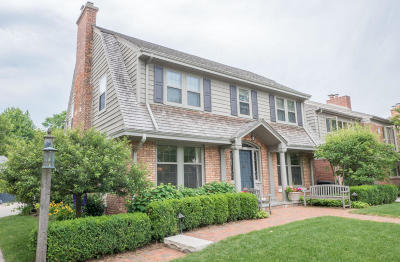 Whitefish Bay Single Family Home For Sale: 5835 N Maitland Ct