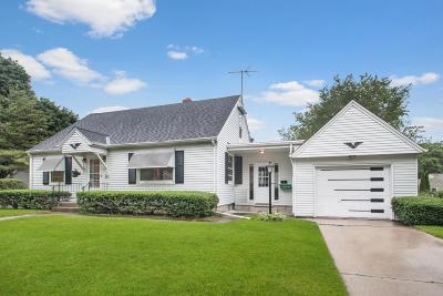 Cedarburg Single Family Home Active Contingent With Offer: W67n806 Franklin Ave