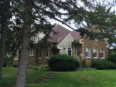Mequon Single Family Home Active Contingent With Offer: 5607 W Donges Bay Rd