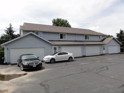 Slinger Multi Family Home Active Contingent With Offer: 505 Slinger Rd #1-4