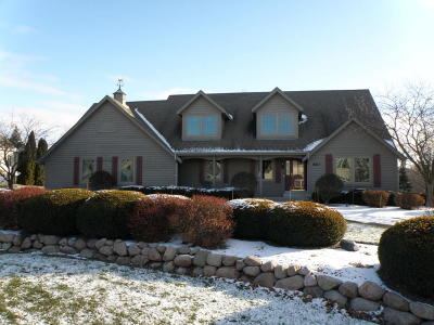 Brookfield Single Family Home For Sale: 880 Foxkirk Dr
