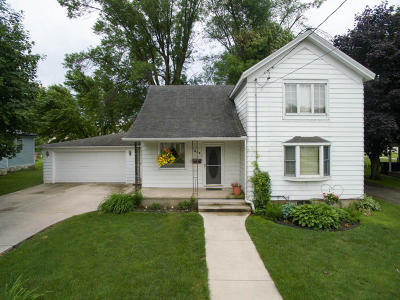 Mayville Single Family Home Active Contingent With Offer: 235 Kekoskee St