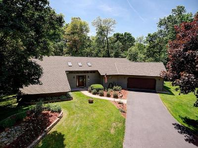 West Bend Single Family Home For Sale: 4701 Hillcrest Dr