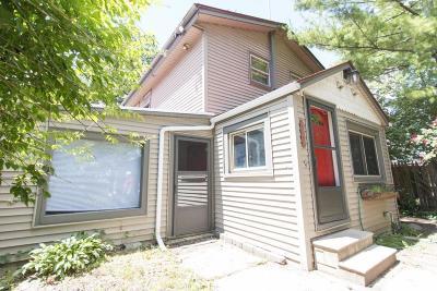 Milwaukee Single Family Home For Sale: 6845 W Fond Du Lac Ave