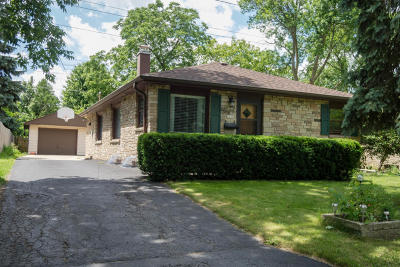 Glendale Single Family Home Active Contingent With Offer: 5523 N Argyle Ave