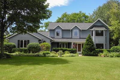 Cedarburg Single Family Home Active Contingent With Offer: 663 Martin Dr