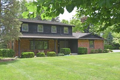 Elm Grove Single Family Home Active Contingent With Offer: 14165 Creekwood Ct