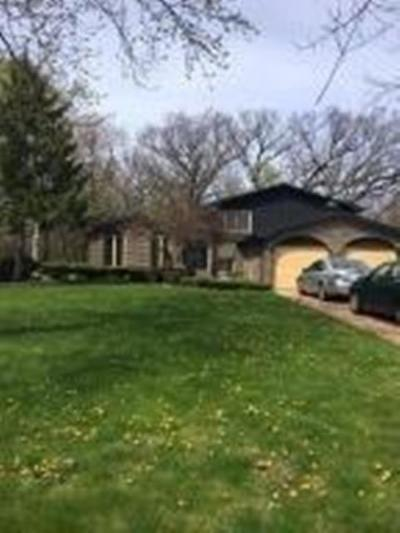 Pleasant Prairie Single Family Home Active Contingent With Offer: 4206 128th St